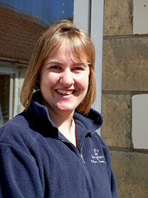 photo of Longscroft administrator Nikki